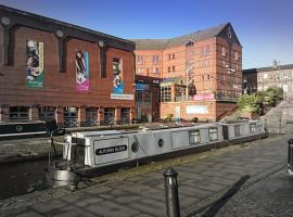 Castlefield Hotel, hotel in Manchester City Centre, Manchester