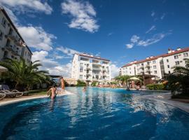 Apart Hotel Imeretinskiy - Morskoy Kvartal, hotel near Adler-Sochi International Airport - AER,