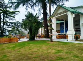 Hotel Pine Retreat Mallroad, hotel in Mussoorie