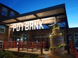 Potbank, hotel near Britannia Stadium, Stoke on Trent