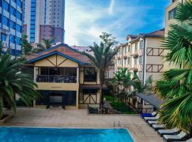 Radisson Blu Hotel & Residence Nairobi Arboretum, hotel in Nairobi