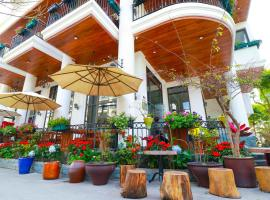 Eco Green Boutique Hotel Da Nang, отель в Дананге