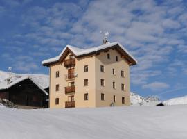 Appartamenti Baita Lumaca, apartmán v Livignu