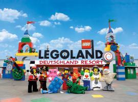 LEGOLAND Feriendorf, Hotel in der Nähe von: Legoland Deutschland, Günzburg