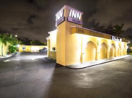 Belvedere Inn, hotel near Seminole Hard Rock Hotel & Casino, Miramar