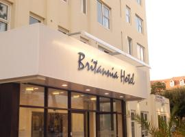 Britannia Bournemouth Hotel, hotel in Bournemouth