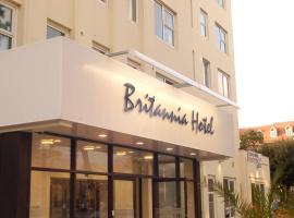 ブリタニア ボーンマス ホテル、ボーンマスのホテル