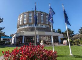 The Roundhouse, отель в Борнмуте