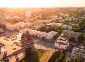 Гостиница Заря, отель во Владимире