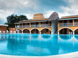 Hotel Hacienda Campestre, hotel in Chetumal
