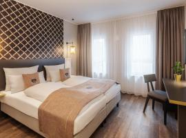 the niu Mesh, hotel near Stuttgart Airport - STR,