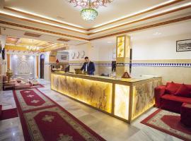 Hotel Mamora Tanger, hotel in Tangier