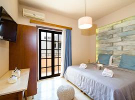 Evangelos Apartments, pet-friendly hotel in Plataniás