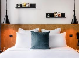 9Hotel Bastille-Lyon, hôtel à Paris près de: Gare de Lyon