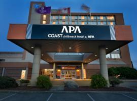 Coast Chilliwack Hotel by APA, hotel em Chilliwack