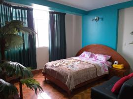Hotel Camino Real, hotel in Chimbote