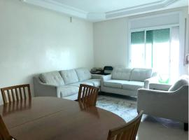 Apartment with 2 bedrooms in Asilah, with wonderful sea view, furnished balcony and WiFi, hotel en Asilah