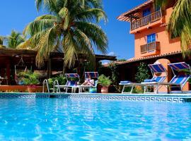 Hotel Costa Linda Beach, hotel in La Loma