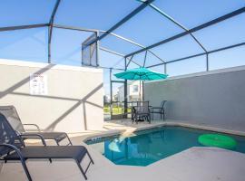 Luxurious 5 Bedroom w/ Pool Close to Disney 9017 @ChampionsGateResort, villa in Davenport