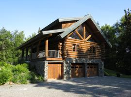 Peeping Moose, vacation rental in Anchorage