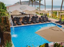 Best Western Hotel Posada Freeman Zona Dorada, hotel en Mazatlán