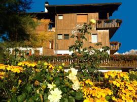 Hotel Giardino, hotel in Pieve di Cadore