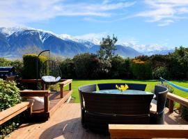 Te Mahuru Retreat, B&B in Kaikoura