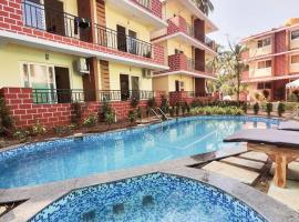 Mariners Bay Suites, self catering accommodation in Calangute
