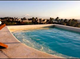 All Blue, guest house in Jericoacoara
