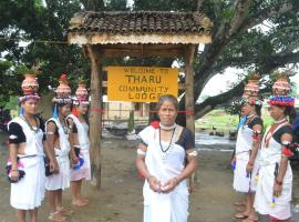 Tharu Community Lodge, hotel in Kawasoti
