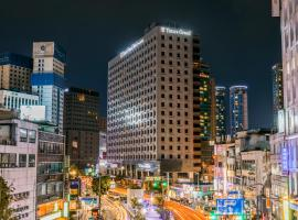 Tmark Grand Hotel Myeongdong, hotel in Seoul