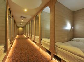 Royal Kenko Recreation Hub, hostel in Kuala Lumpur
