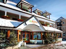 Hotel reAktiv, hotel v Zrečah