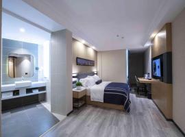 Lano Hotel Jiangxi Nanchang Olympic Sports Center of High-tech Zone, hôtel à Nanchang