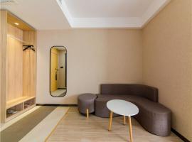 Thank Inn Plus Hotel Hebei Shijiazhuang High-tech Zone Torch Plaza, hotel in Shijiazhuang