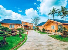 DOI DEP VILLA, hotel in Bao Loc