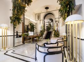 Palacio Vallier 5*, hotel near Quart Towers, Valencia