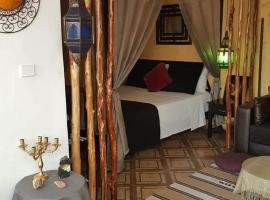 Private Single Apartment in Old Town Marrakech, apartment in Marrakesh