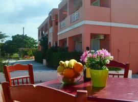 XIDIS, hotel Laganászban