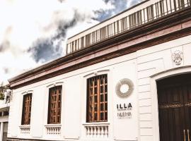 Illa Experience Hotel, hotel in Quito