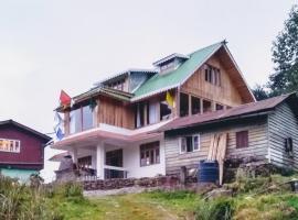 The Maitri Retreat, hotel in Darjeeling