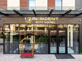 Resident City Hotel, hotel in Almaty