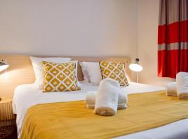 Appart'City Confort Lille - Euralille, hotel in Lille