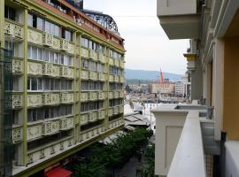 Alexandar Square Apartments, apartment in Skopje