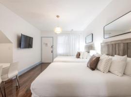 Villa Paradiso Apartment Hotel, apartamento em Miami Beach