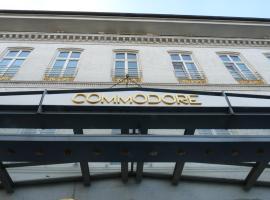 Hotel Commodore, hotel near Port of Hamburg, Hamburg