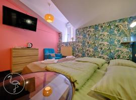 Liberty Island Hotel, hotel near Vitebsky Train Station, Saint Petersburg