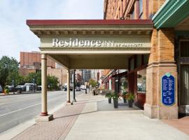 Residence Inn by Marriott Cleveland Downtown, hotel in Cleveland