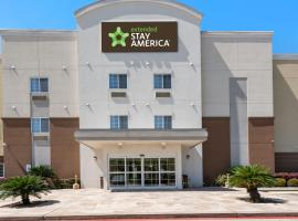 Extended Stay America - Houston - Katy - I-10, hotel in Katy
