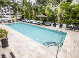 Hotel Croydon, hotel in Miami Beach